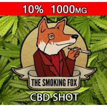THE SMOKING FOX - CBD VAPE - 1000mg