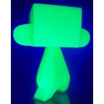 "10"" GLOW IN THE DARK MAD-L"