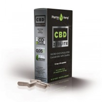 PHARMA HEMP - CBD 10mg CAPSULES - 30 PACK