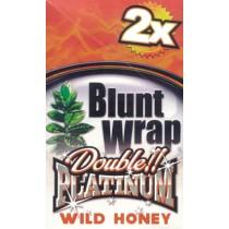 BLUNT WRAP DOUBLE PLATINUM - WILD HONEY