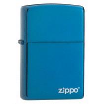 ZIPPO - SAPPHIRE w ZIPPO LOGO (20446ZL)