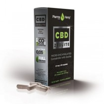 PHARMA HEMP - CBD 20mg CAPSULES - 30 PACK