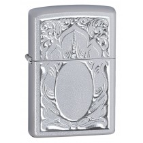 ZIPPO - SCROLLED MIRROR (21137)