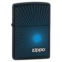 ZIPPO - STARBURST BLUE (24150)