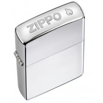 ZIPPO - CROWN STAMP HIGH POLISH CHROME (24750)