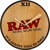 RAW - WALL CLOCK