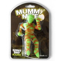 MUMMY MIKE - Rubber Band Holder