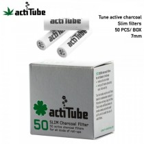 ACTITUBE - ACTIVE FILTERS SLIM 7mm (50 PACK)