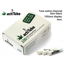 ACTITUBE - ACTIVE FILTERS SLIM 8mm (100 PACK)