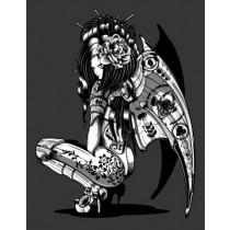 ANGEL PRINT - A3