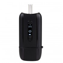 The Ascent Vaporizer By Da Vinci - BLACK STEALTH