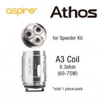 Aspire - Athos Coils: A-3 Triple Coil
