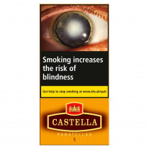 CASTELLA - PANATELLAS (5 PACK)