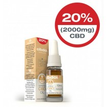 CIBDOL - CBD OIL 20% - 10ml (2000mg)