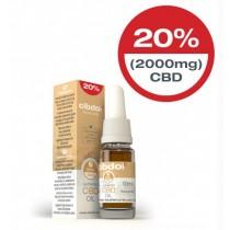 CIBDOL - CBD OIL 20% - 10ml