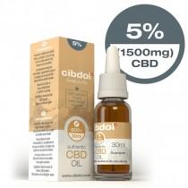 CIBDOL - CBD OIL 5% - 30ml