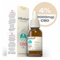CIBDOL - CBD OIL 4% - 50ml