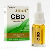 CANABIDOL - CBD DROPS 1000mg