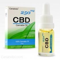 CANABIDOL - CBD DROPS 250mg