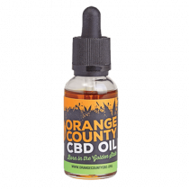 ORANGE COUNTY CBD - 30ml CBD EXTRACT TINCTURE 3000mg