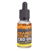 ORANGE COUNTY CBD - 30ml CBD EXTRACT TINCTURE 500mg