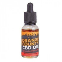 ORANGE COUNTY CBD - 30ml CBD EXTRACT TINCTURE 6000mg