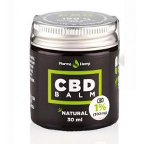 PHARMA HEMP - CBD BALM 30ml - 1%