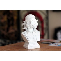 Che Trooper Artist Bust (WHITE)