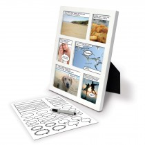 COMIC BOOK PHOTO FRAME