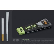 EMPTY CONES - 3 PACK JWARE KINGSIZE