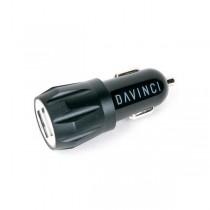 DA VINCI - IQ USB CAR CHARGER