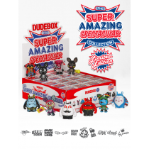 Dudebox - Blindbox - SUPER AMAZING SPECTACULAR Series