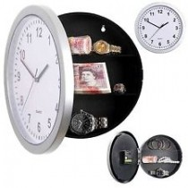 WALL CLOCK SECRET SAFE