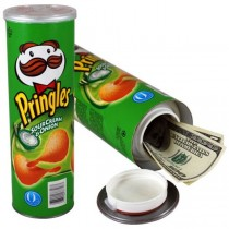 PRINGLES LARGE - SAFE CAN