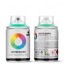 MTN100 - WATER BASED SPRAY PAINT