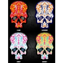 FAT PUNK STUDIO STICKER SET - SUGAR SKULL