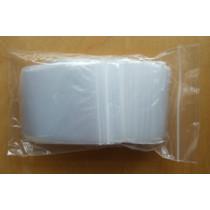 "CLEAR GRIP BAGS (3x3.25"") 100 pack"