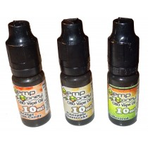 HEMP HONEY - 10ml CBD E-LIQUID - ORANGE COTTON CANDY