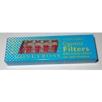 HONEYROSE CIGARETTE FILTERS - Pack of 10