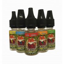 THE SMOKING FOX - CBD VAPE 500mg
