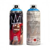 MTN LIMITED EDITION - JEAN-MICHEL BASQUIAT (ARGO BLUE)