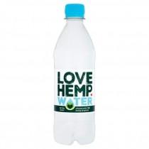 LOVE HEMP - CBD INFUSED SPRING WATER 500ml