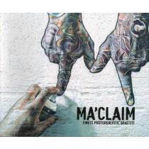 MA'CLAIM - Finest Photorealistic Graffiti