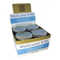 J&H Wilson Medicated No.99 Snuff 20g