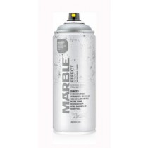 MONTANA GOLD TECH - MARBLE SPRAY 400ml CAN (SILVER)