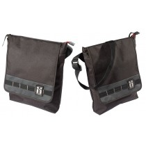 Mr SERIOUS - VECTION REPORTER BAG - BLACK