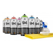 MTN94 - CHALK SPRAY 400ml