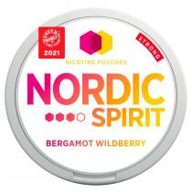 NORDIC SPIRIT - BERGAMOT WILDBERRY (9mg)