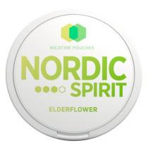 NORDIC SPIRIT - ELDERFLOWER (9mg)