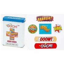 OUCH COMIC STRIP BANDAGES